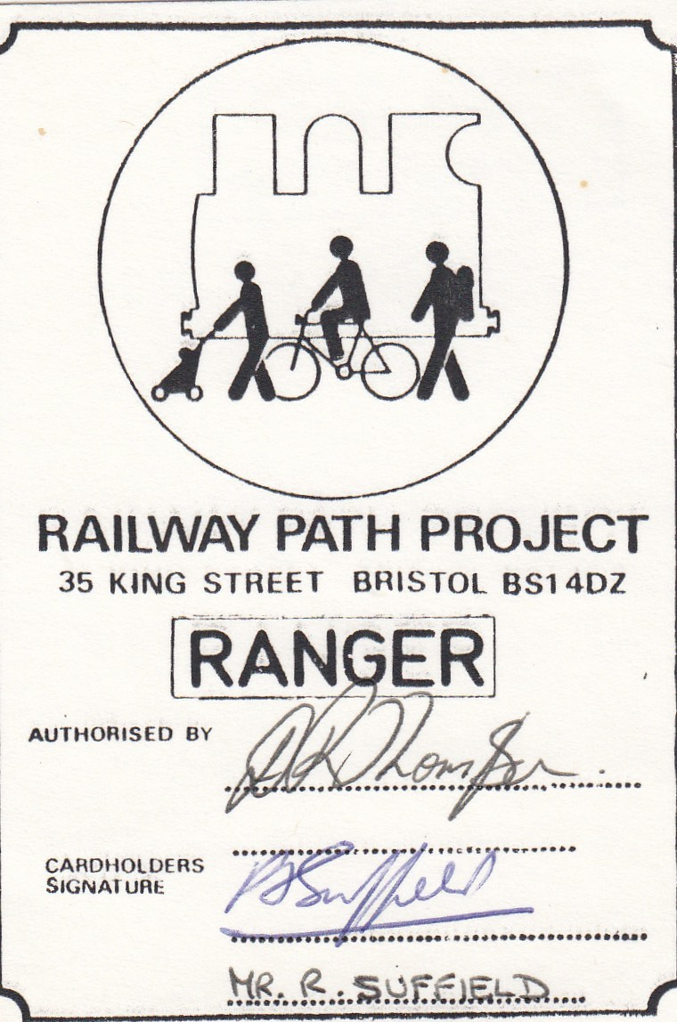 Railway Path Project Ranger card