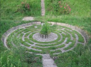 The Maze after its 2007 makeover
