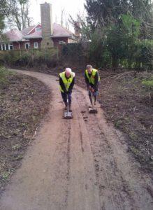 Volunteers at Skelton