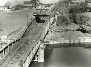 Bridge Farm in the 1940s